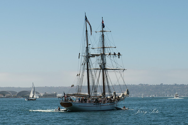 Festival of Sail Day 2 2014