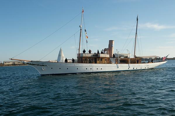 The Medea cruise 7/31/2014